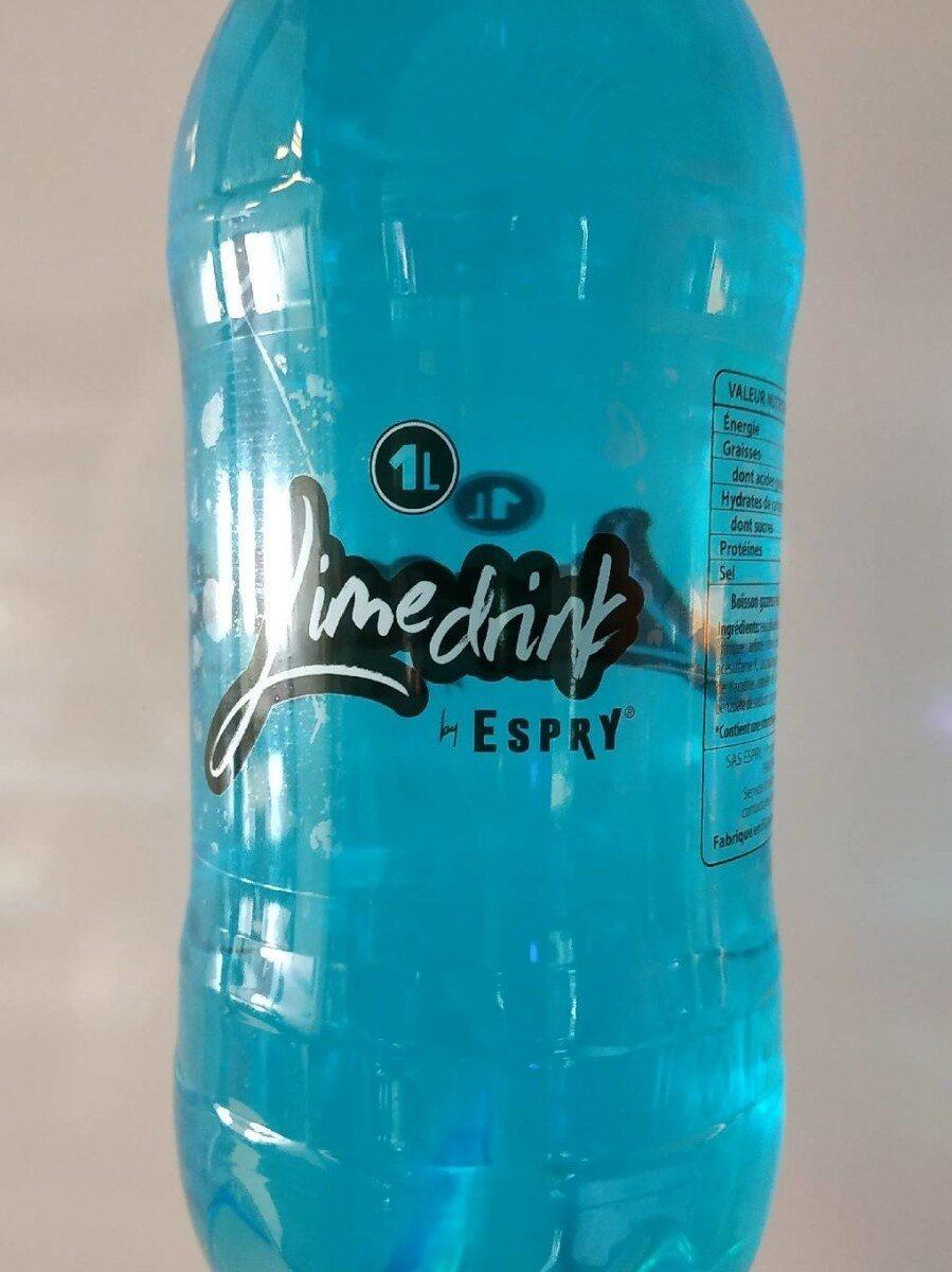 Lime drink - Produit - fr