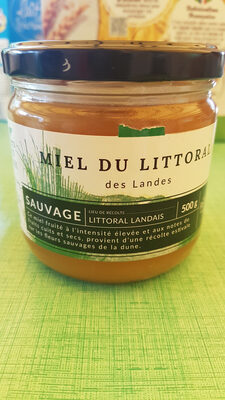 miel du littoral - Produit - fr