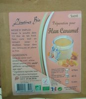 Préparation pour Flan Caramel - Produkt - fr
