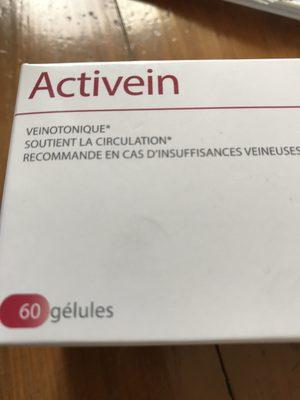 Activein - Produit - fr