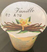 Flan vanille - Produit - fr