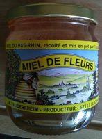 Miel de Fleurs - Produit