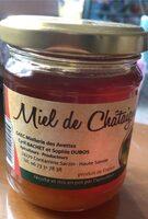 Miel de chataignier - Produit - fr