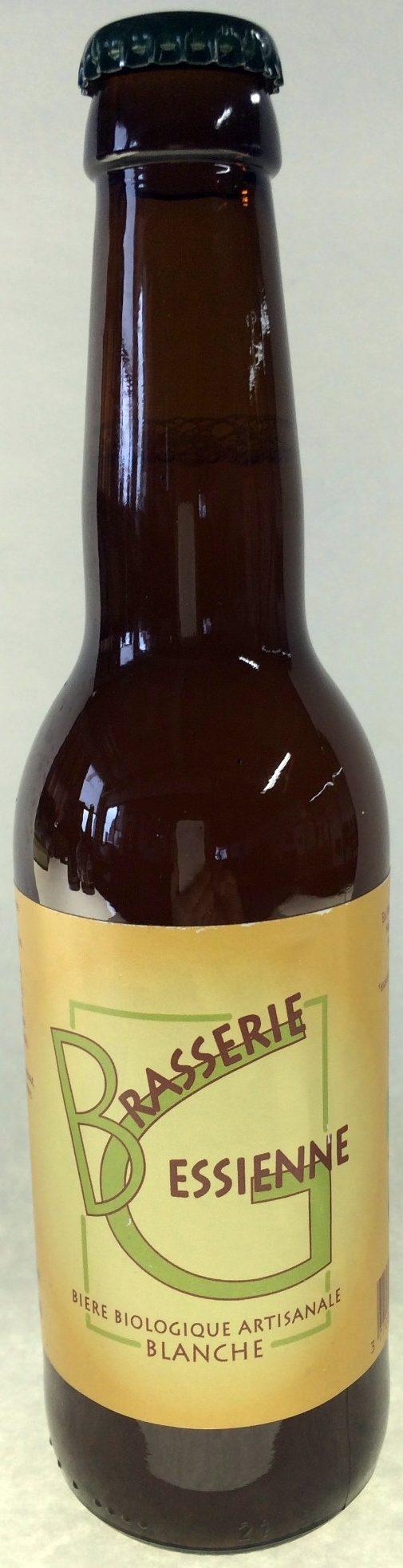 Bière biologique artisanale blanche - Product - fr