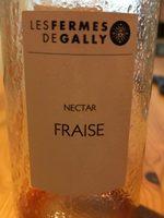 Nectar fraise - Product