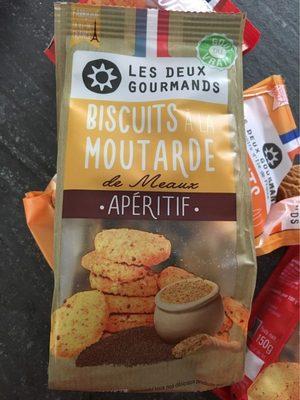Biscuits à la moutarde - Product