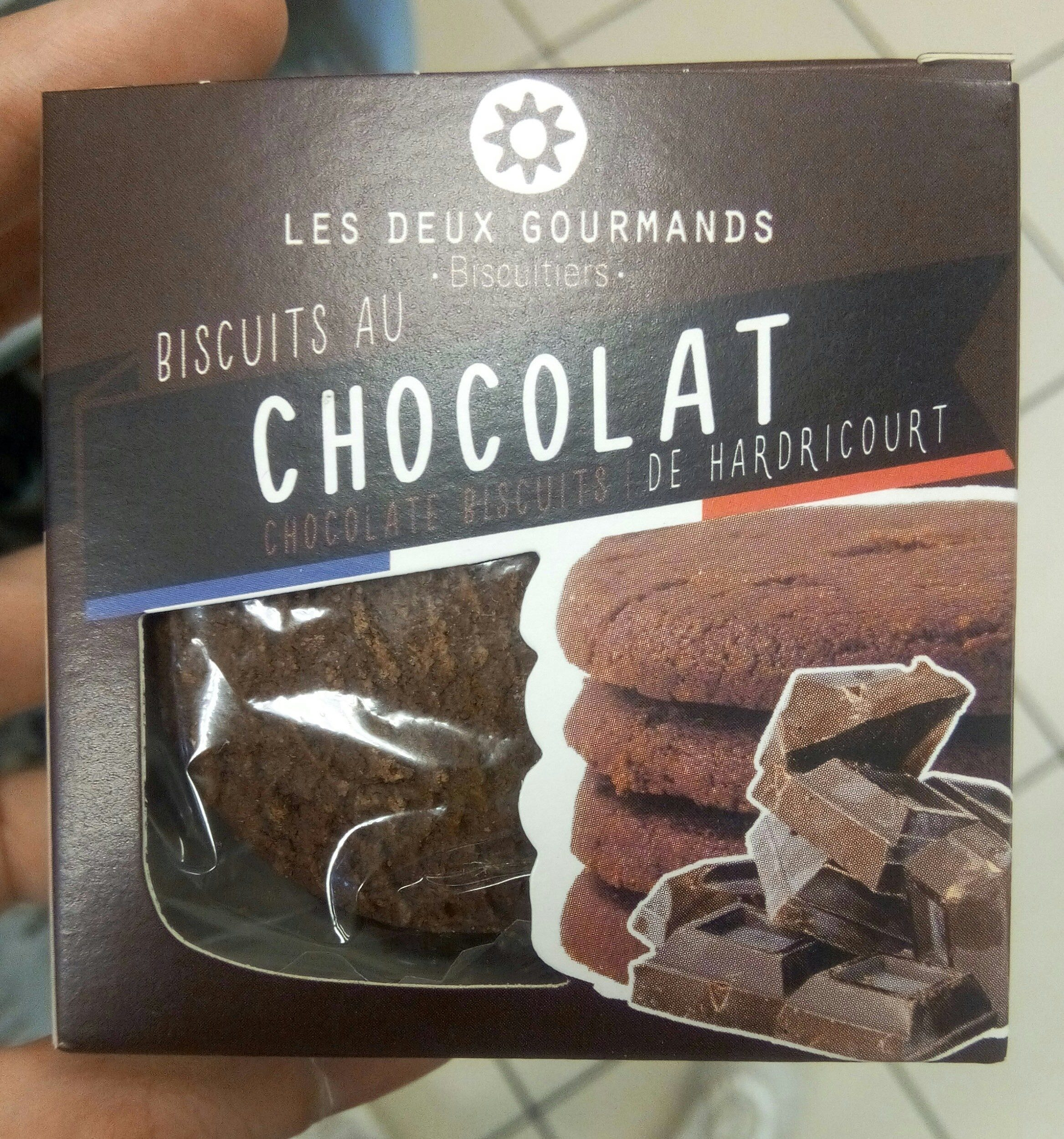 Biscuits au Chocolat - Product
