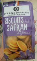 Biscuits au Safran du Gâtinais - Product