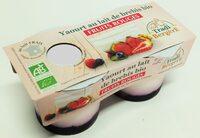 Yaourt au lait de brebis bio Fruits Rouges - Product