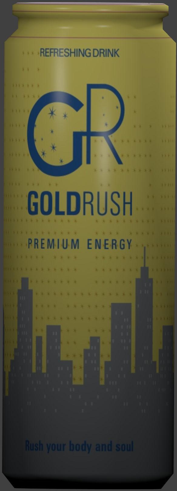 GR GOLDRUSH - Ingredients - fr