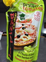 300G Sauce Nappage Pizza Tomatoland - Product - fr