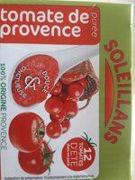 Purée de tomate de Provence - Informations nutritionnelles - fr