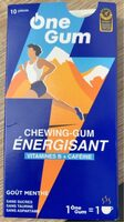 Chewing-gum energisant - Product - fr