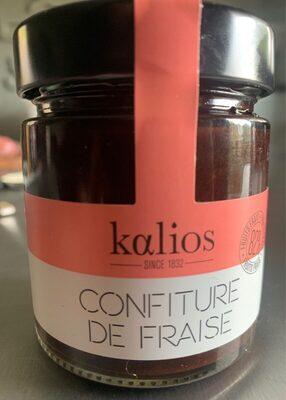 Confiture de fraise - Product