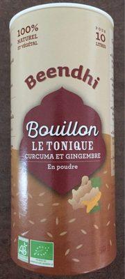 Bouillon Le Tonique - Produit