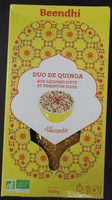 Duo de Quinoa Alicante - Product