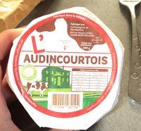 L'audincourtois - Produit - fr