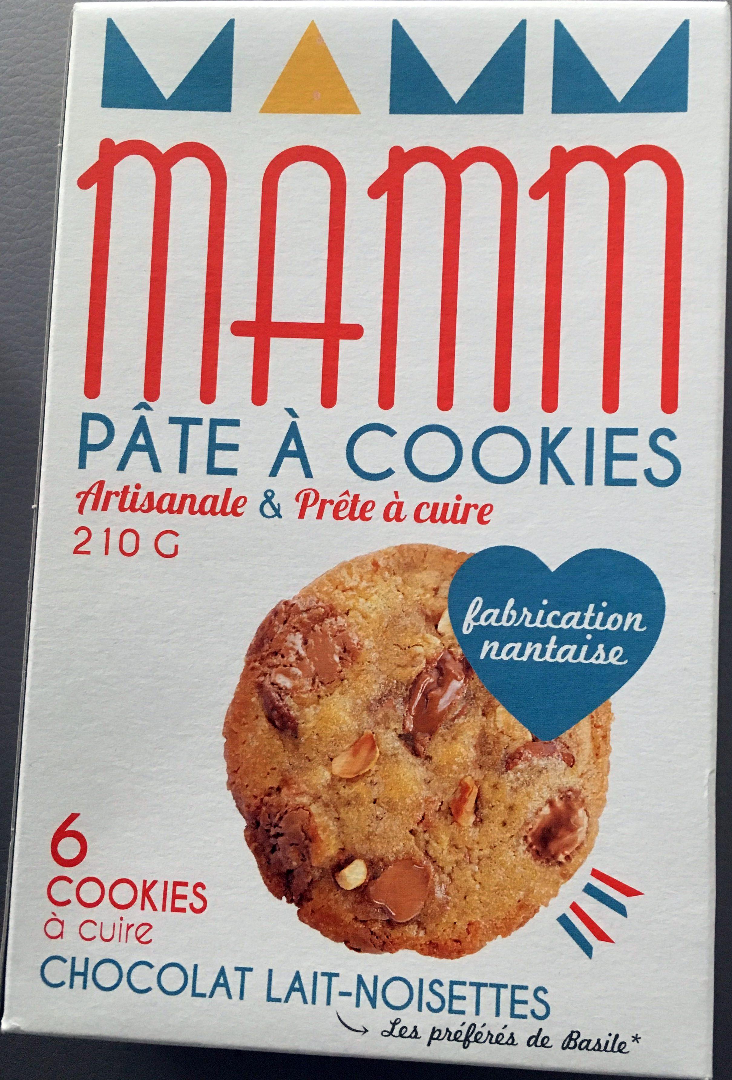 Mamm pâte à cookies - Produit
