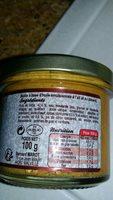 Rouille BIO au Sel Marin - Ingrediënten - fr