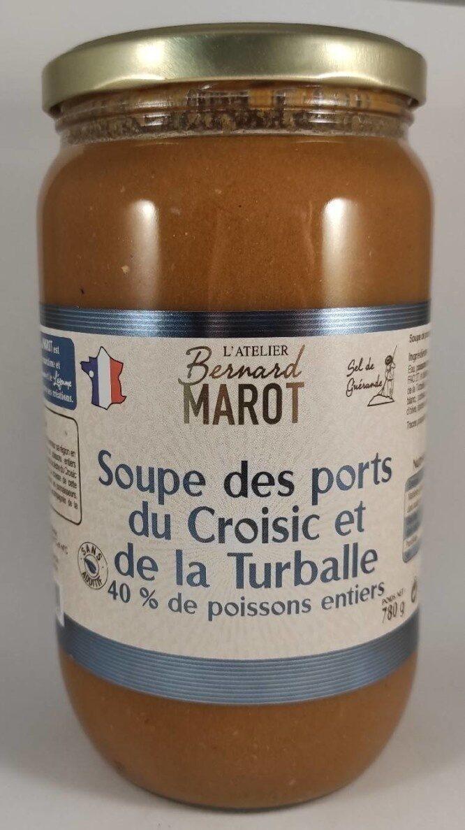 Soupe des ports du Croisic et de La Turballe - Producto - fr