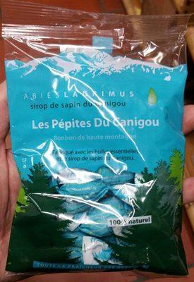 Les pépites du Canigou - Produit