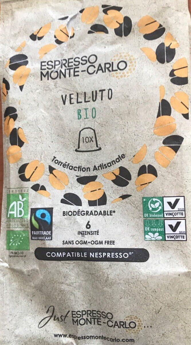 Velluto bio - Produit