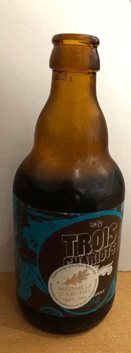 Biere artisanale Brune - Product - fr