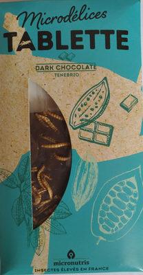 Chocolat Noir Ténébrio - Product - fr