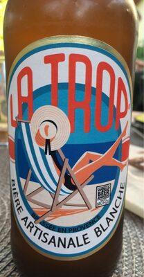 Bière artisanale blanche - Product - fr