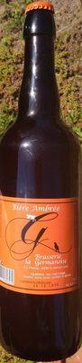 Bière Ambrée - Produit - fr