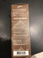 The french pop corn (chocolat au lait) - Ingrediënten