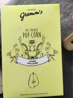 French pop corn - Produit - fr