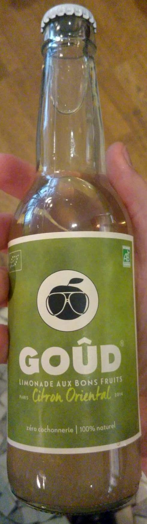 Citron oriental - Product