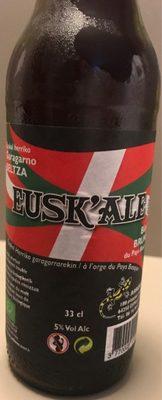 Eusk'ale - biere brune - Product