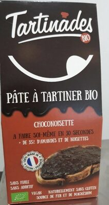 Tartinades Choconoisette - Produit - fr