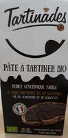 Pâte à Tartiner Bio Chocolat Sans Sucres Ajoutés - Prodotto - fr