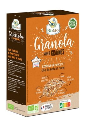 Granola Super Graines - 5