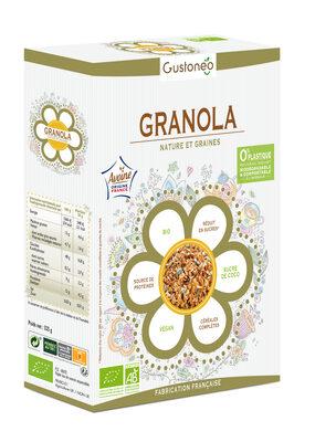 Granola Nature & Graines - 3
