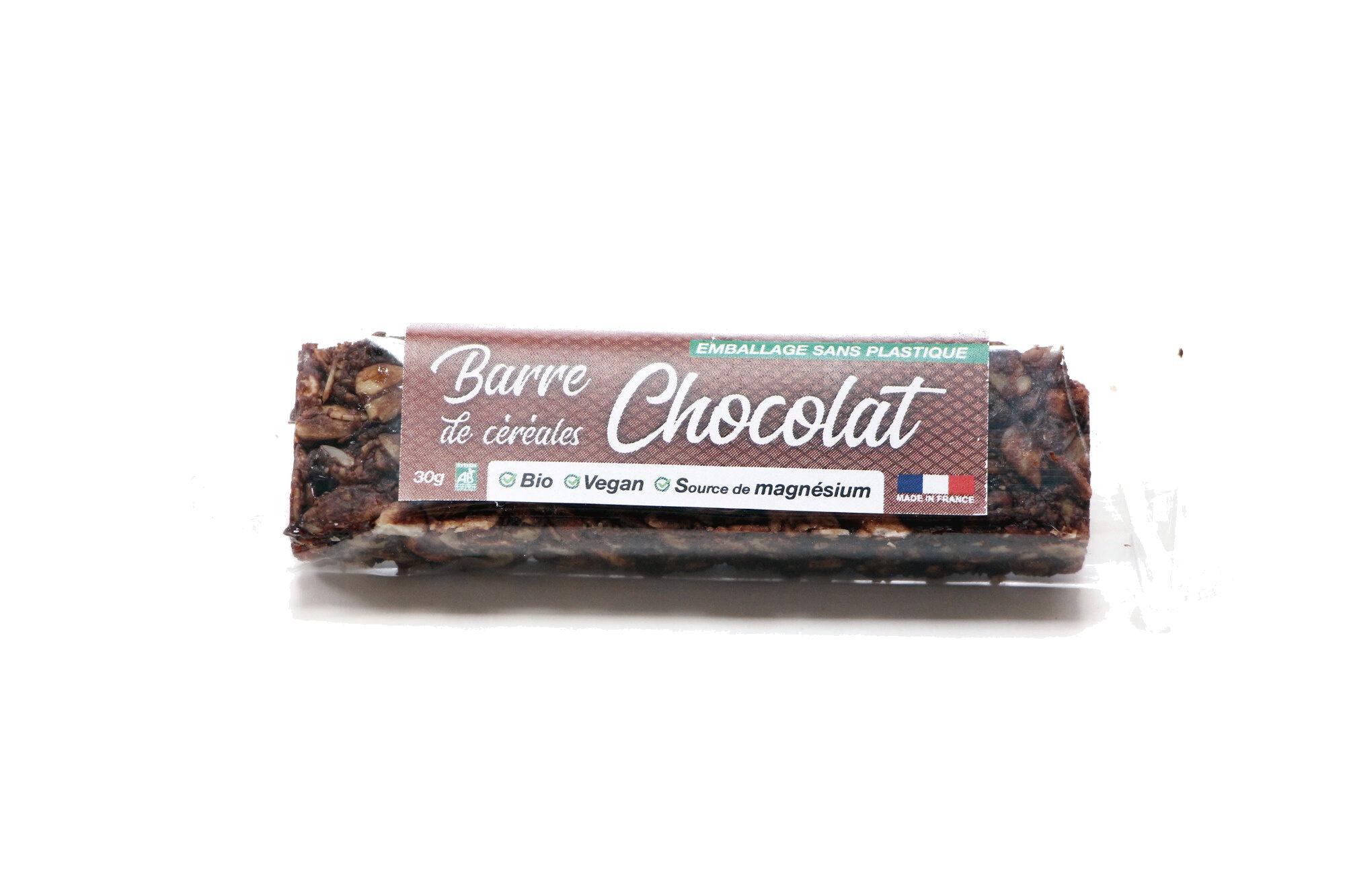 Barre de céréales Chocolat - Product