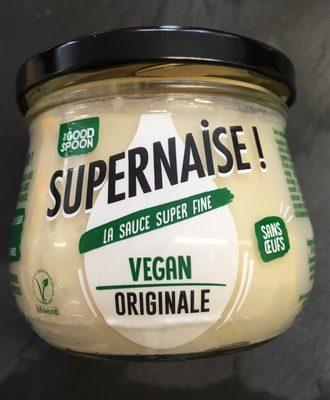 Supernaise - Sauce super fine - Produit - fr