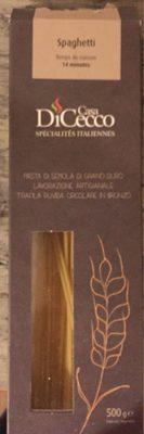Spaghettis - Produit - fr
