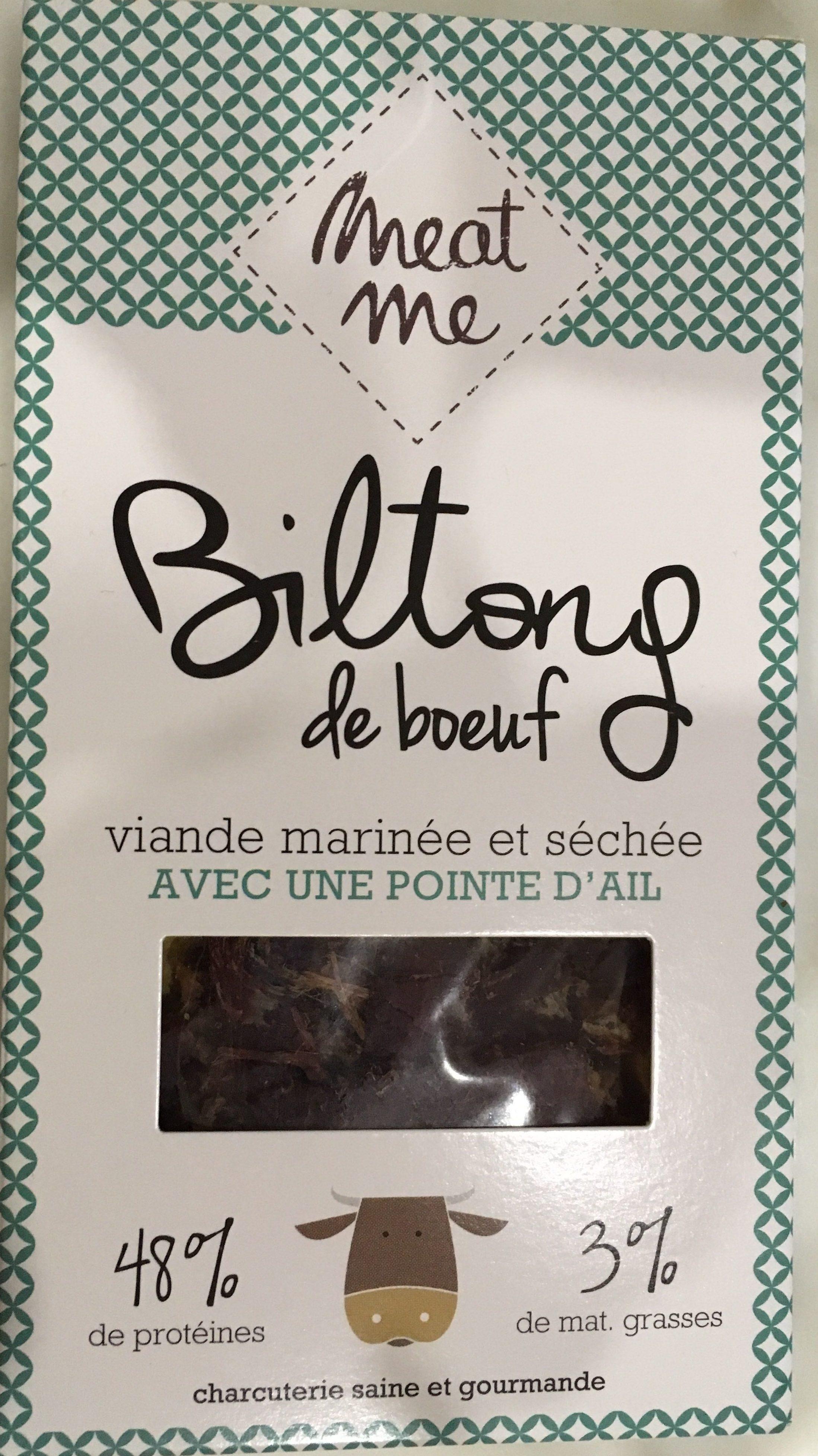 Biltong de Bœuf - Produkt - fr