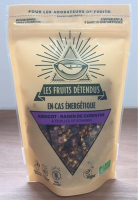 En-cas Abricot - Raisin de corinthe - Product