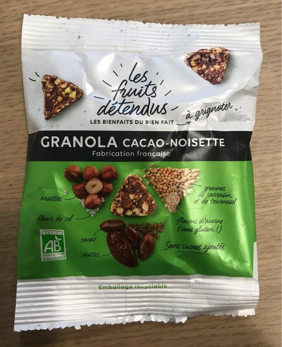 Granola Cacao-Noisette - Product