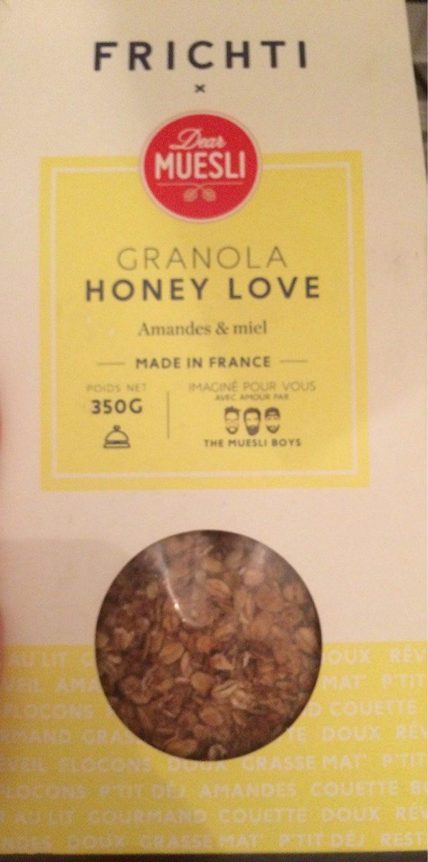 Granola Happy Love - Product