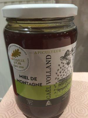 Miel de Montagne - Product