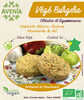 Burgers végétaux Haricots blancs - Product