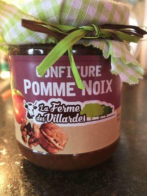 Confiture Pomme Noix - Product - fr
