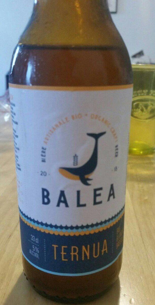 Balea ternua bière artisanale - Produit - fr