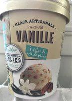 Glace vanille noix de pécan - Produkt - fr